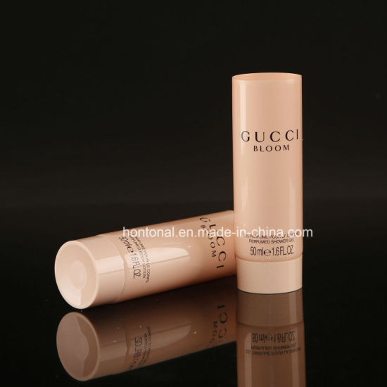 Plastic Soft Empty Packaging Tube with Screw Cap for Personal Skin Care