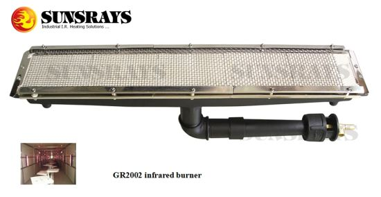 Textile Drying Dedicated Infrared Burner (GR2002) pictures & photos