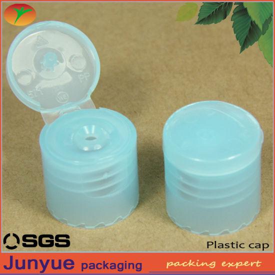 China 20/415 Plastic Bottle Flip Top Cap for Cream Bottle