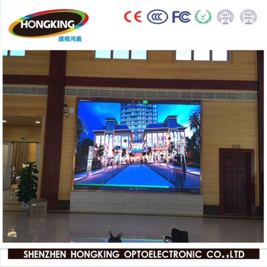 P3 Advertising Indoor LED Display pictures & photos