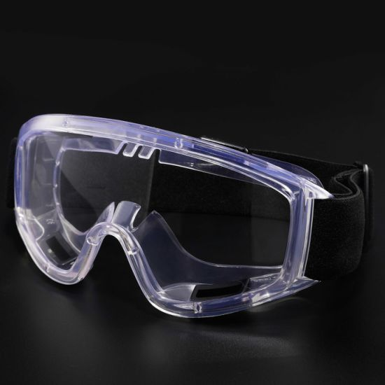 FDA ANSI Z87.1 +Ce En166 Certificate Protective Medical Safety Glasses Goggles pictures & photos