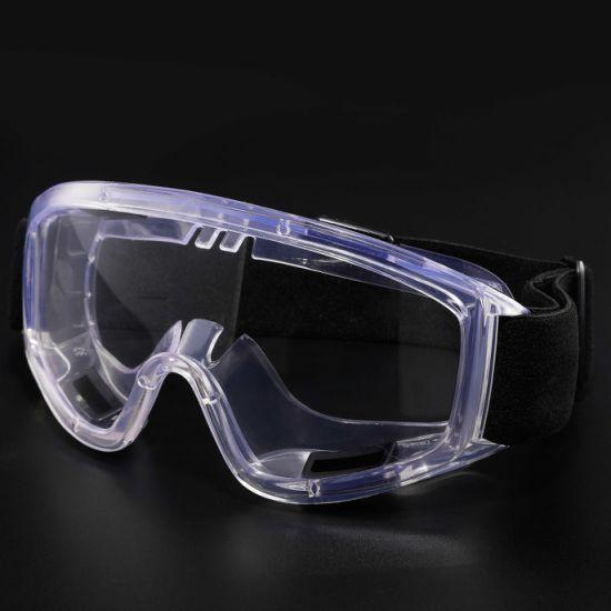 FDA ANSI Z87.1 +Ce En166 Certificate Protective Medical Safety Glasses Goggles