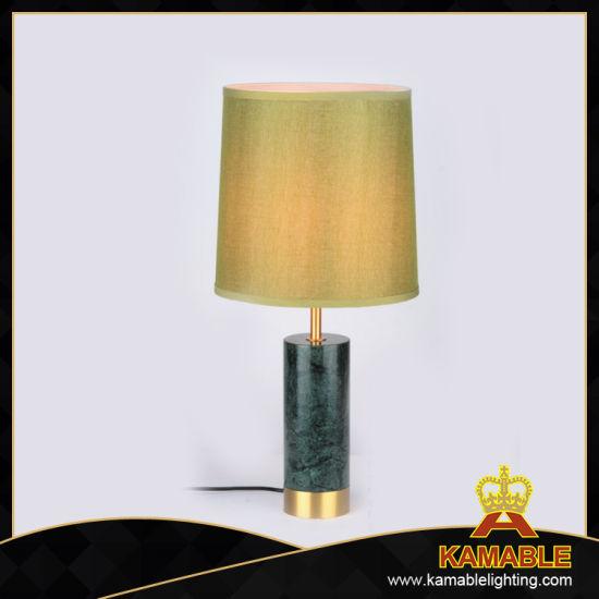 Modern Bedroom Bedside Designer LED Brass Table Lamp (RST9067S-BG)