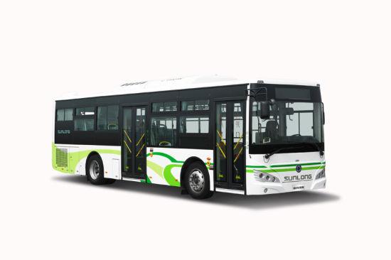Slk6129 New Bus Body/Colour Design, Luxury Passenger City Bus