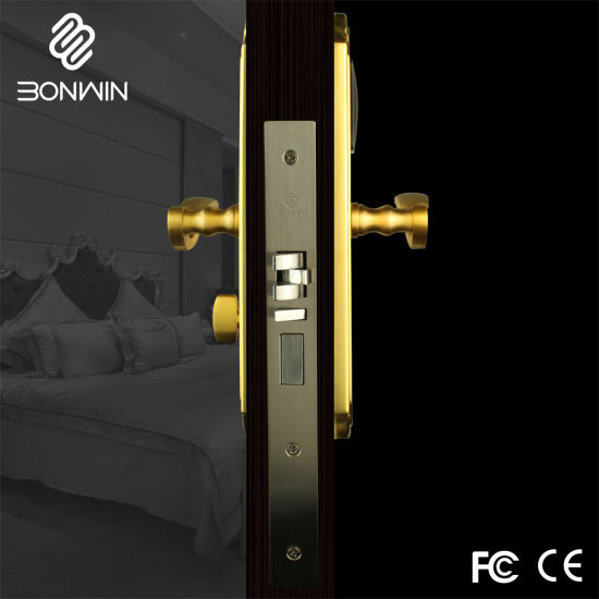 Shop China Electronic Product Online for Electrical Hotel Door Locks pictures & photos