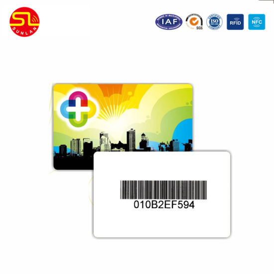 Mf 1K S50 Card for Public Transportation pictures & photos