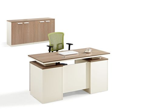 Cleanable Modern Design Knocked Down Work Table With Edge Ark