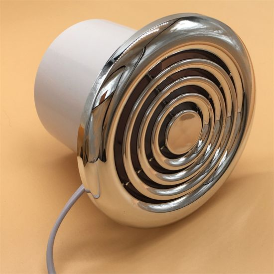Plastic Duct Pipe Tubular Ceiling Mount Ventilation Exhaust Fan for  Bathroom and Kitchen Use