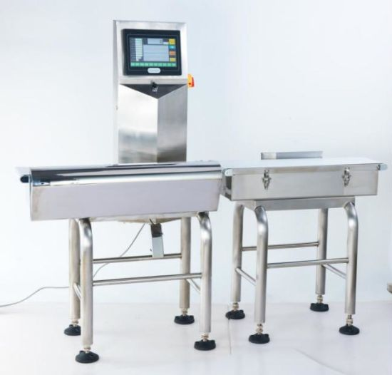 Dongguan High Sensitivity Checkweigher Online pictures & photos