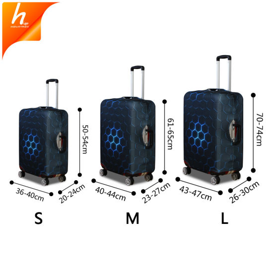 Custom Luggage Covers DIY Travel Accessories Suitcase Bag Protector  Dropshipping