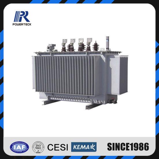 11kv Three Phase Amorphous Alloy Coil Distribution Transformer