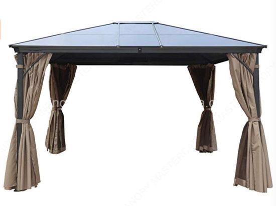Outdoor Canopy Gazebo Steel Frame Heavy, Outdoor Canopy Gazebo