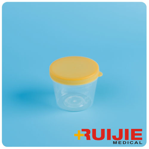 Disposable PP Material Hospital 30ml Urine Container pictures & photos