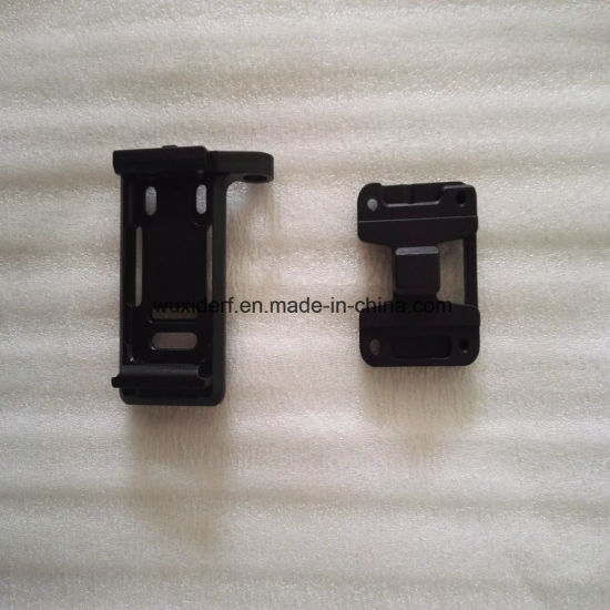Precision Aluminum Part CNC Machined Helicopter Components
