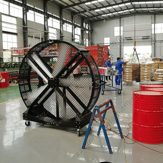 China Outdoor Waterproof 2m Round Box