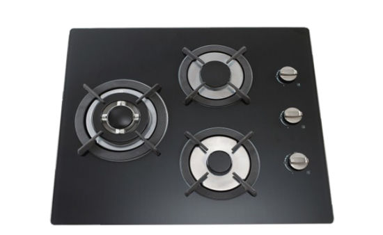 Stainless Steel Surface Material Gas Hob Gas Hoob Jzs53202 pictures & photos