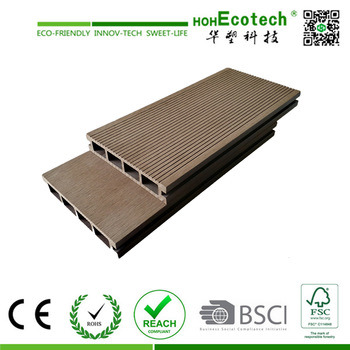 140*25 Best Selling Good Price WPC Flooring for Outdoor Using Composite Decking pictures & photos