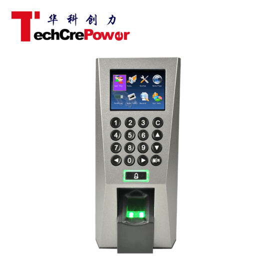 Zk Biometric Fingerprint Keypad Access Control Keypad Reader Time Attendance pictures & photos