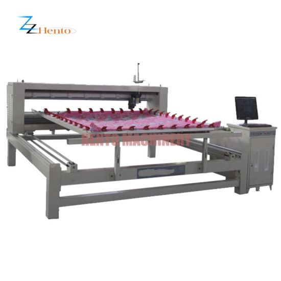 2017 Cheapest CNC Industrial Quilting Machine