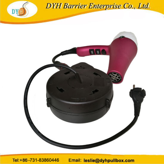Tangle Free Cord Retractor Retractable Power Cord Reel For
