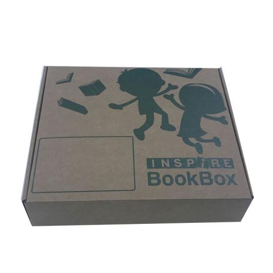 Creative Design Printed Color Paper Cardboard Box