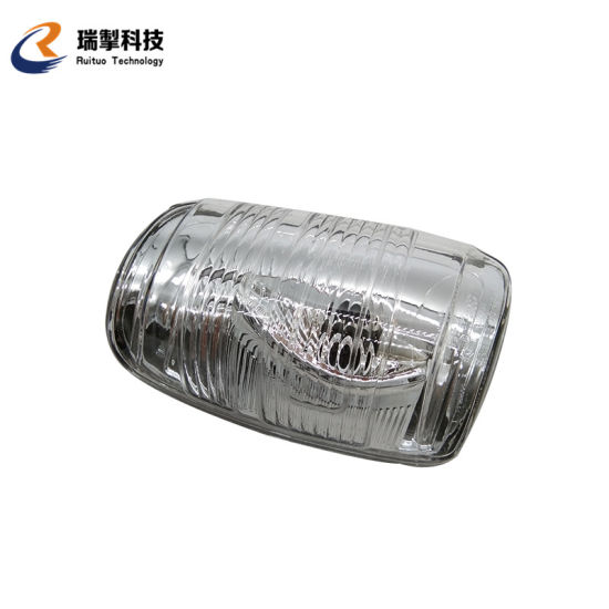 1847387L Auto Car Mirror Side Lamp Clear Glass Mirror Indicator Light for Ford