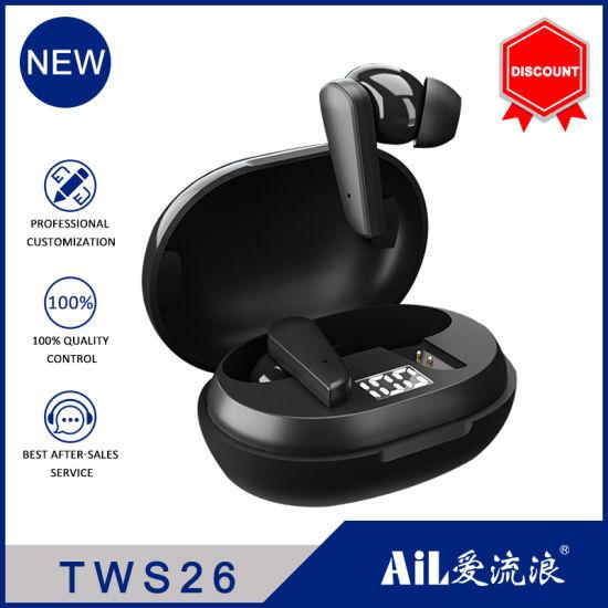 2021 New Anc Multi-Function Wireless Bluetooth Earphone