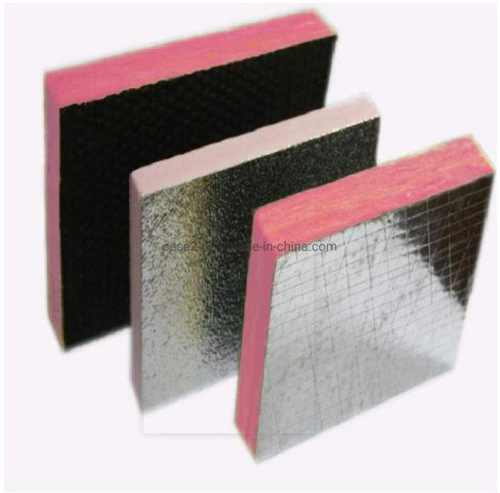 Fiberglass Thermal Insulation Building Material with Aluminum Foil