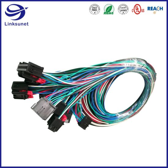 [DIAGRAM_38ZD]  China Delphi Female Ocs 0.64 Series Connector for Automobile Wire Harness -  China Automobile Wire Harness, Delphi Wire Harness | Delphi Wiring Harness Connectors |  | Shanghai Linksunet E&T Co., Ltd.