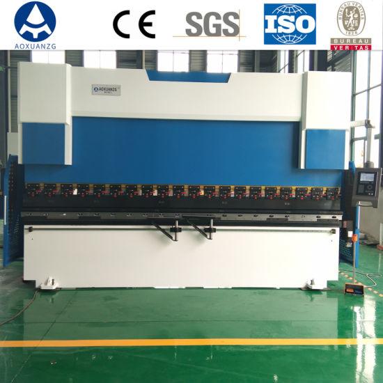 We67K-170t/3200 CNC Press Brake/Hydraulic Bending Machine/Plate Bending Machine with Delem Da52s System