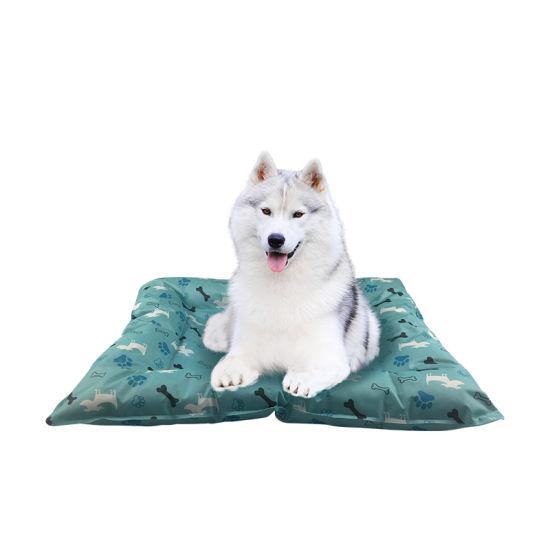 Good Quality Durable Pet Dog Cooling Mat Gel Sofa Bed