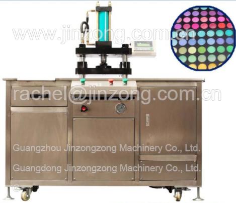 Powder Pressing Machine for Powder Cake, Eye Shadow, Blusher, Eyebrow Powder