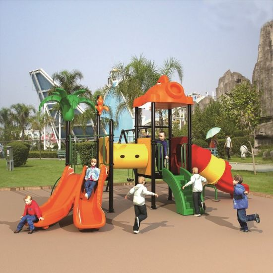 Popular Product Cheap Outdoor Playground pictures & photos