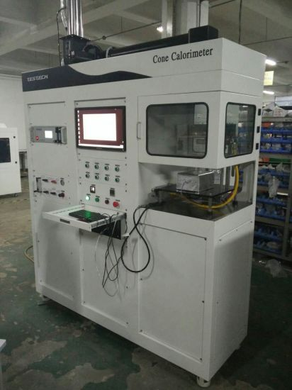 Cone Calorimeter Heat Release Test Machine, ISO 5660 (FTech-ISO5660A) pictures & photos