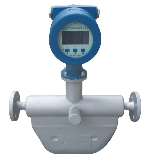 Water Meter Lzyn Coriolis Mass Flowmeter pictures & photos