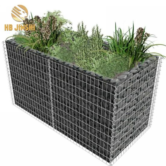 Ce Certification ISO9001 ISO14001 Hot Sale Cheap Price Hot Dipped Galvanized Gabions