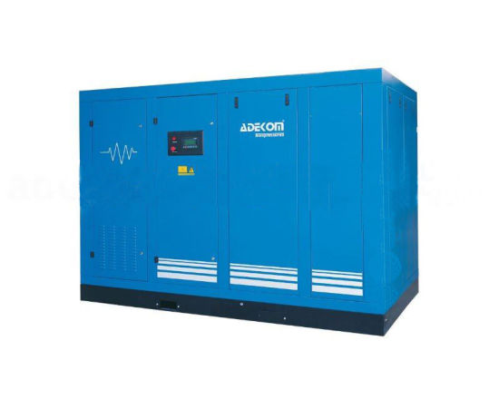 Variable Frequency Air Cooling Industrial Screw Compressor (KF220-08INV)