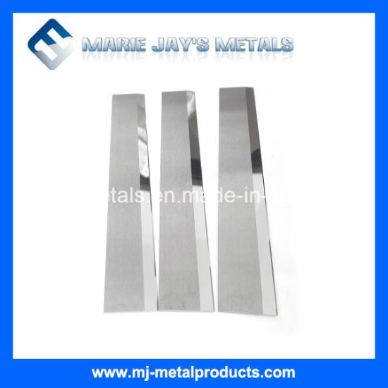 Tungsten Carbide Woodworking Knives with Perfect Performance pictures & photos