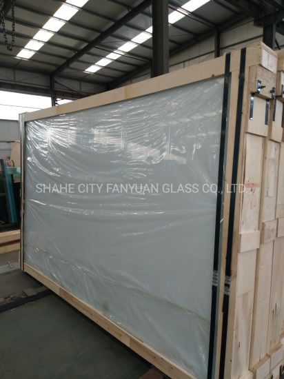 6.38mm, 8.38mm, 8.76mm, 12.38mm Soundproof Laminated Glass