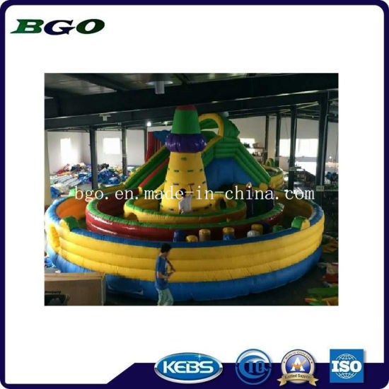 PVC Tarpaulin Inflatable Obstacle Course for Kids pictures & photos