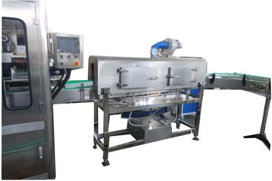 Shrink Tunnel Packing Machine for Plastic Bottles pictures & photos