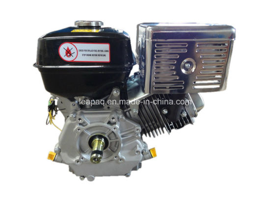 9.0HP 4-Stroke Single Cylinder Ohv Gasoline Engine pictures & photos