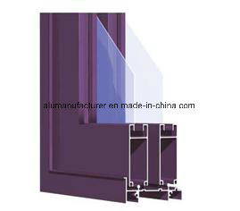 90 Series Sash Aluminium Alloy Extrusion Profile for Door and Window pictures & photos