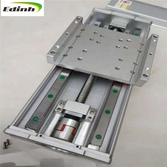 China Linear Motion Modules 300mm Stroke Linear Guides SBR16