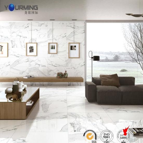 Polished Glazed Vitrified Porcelain Ceramic Floor Tile