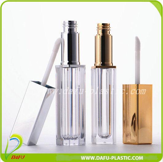 Custom Lip Gloss Liquid Lipstick Container with Brush