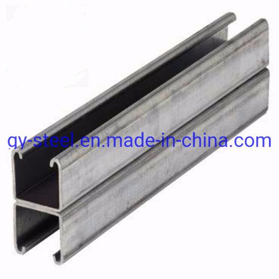 Hdmann HDG Steel Unistrut Double C Channel Sizes