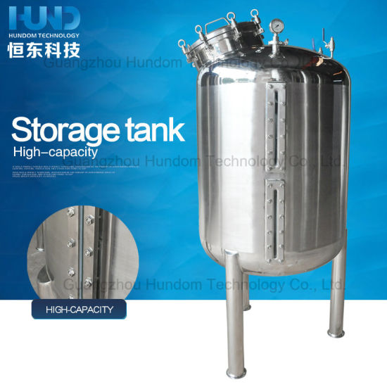 China Stainless Steel Olive Oil Storage Tanks - China Water
