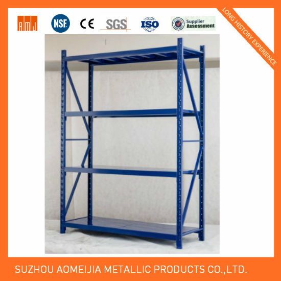 Pallet Divider Racking Heavy Duty Shelf Raw Material Storage Rack  sc 1 st  Suzhou Aomeijia Metallic Products Co. Ltd. & China Pallet Divider Racking Heavy Duty Shelf Raw Material Storage ...