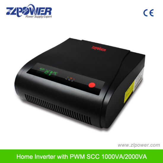 1kVA 2kVA 12/24V off Grid DC to AC Power Inverter Hybrid Solar Inverter pictures & photos